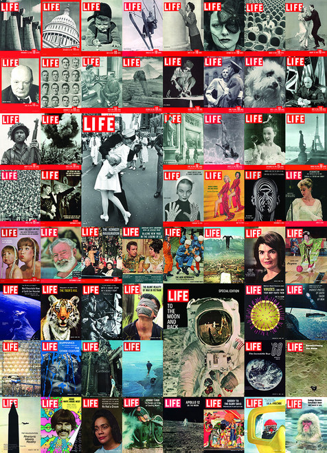 LIFE Cover Collection
