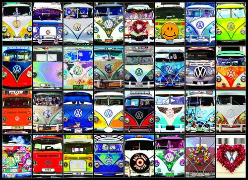 VW Cool Faces