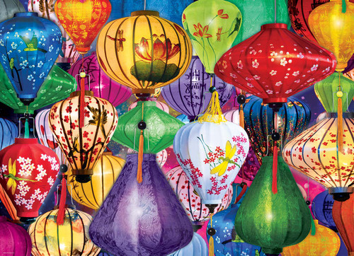 Asian Lanterns (EU60005469)