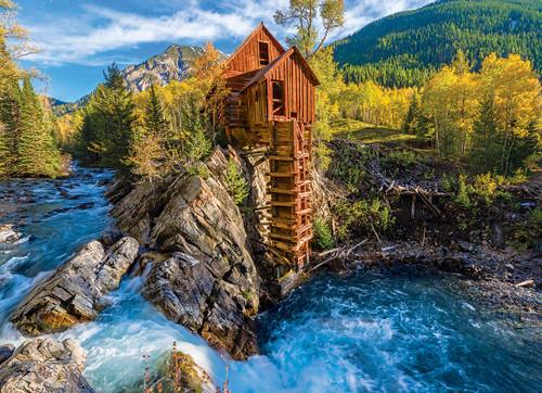 Crystal Mill, Colorado (EU60005473)
