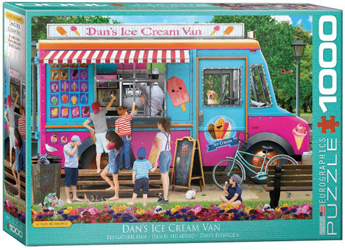 Dan's Ice Cream Van (EU60005519)