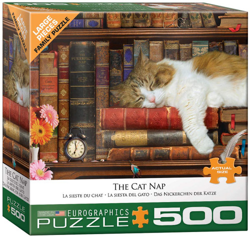 The Cat Nap (EU85005545)