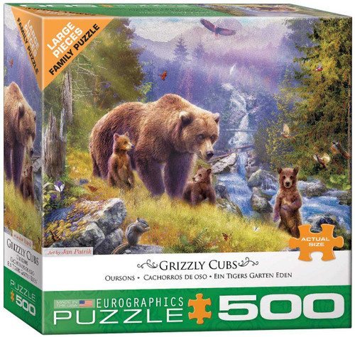 Grizzly Cubs by Jan Patrik (EU85005546)