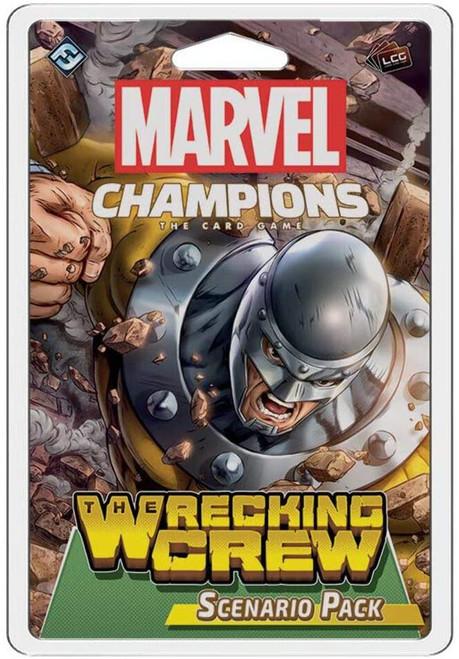 Marvel: Champions - Wrecking Crew