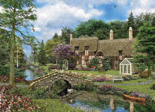 Cobble Walk Cottage (D. Davison) (EU85000457)