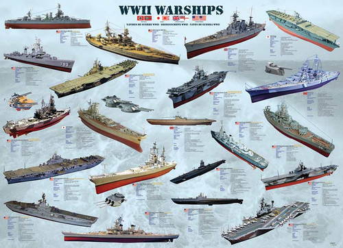 World War II Warships (85000133)