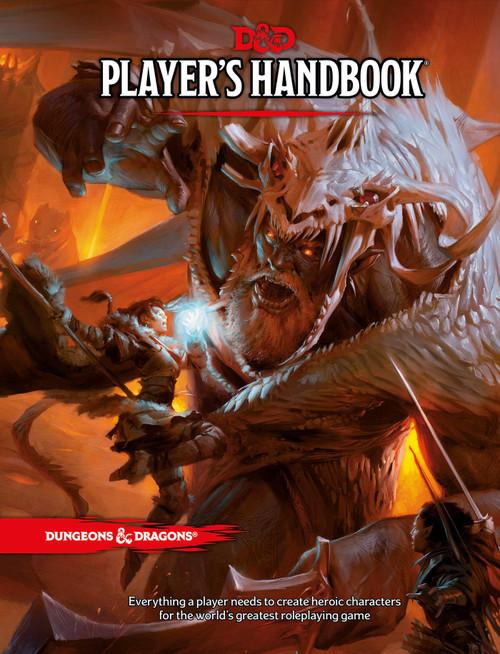 D&D (5E) - Player's Handbook