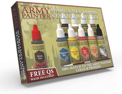 Warpaints: Starter Paint Set