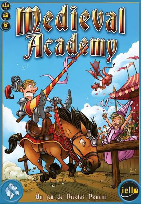 Medieval Academy : Consigned
