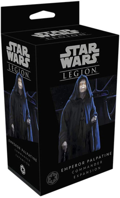 Star Wars: Legion - Emperor Palpatine (Commander)