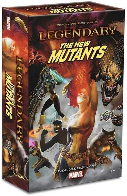 Legendary: New Mutants