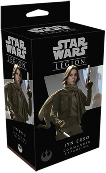 Star Wars: Legion - Jyn Erso (Commander)