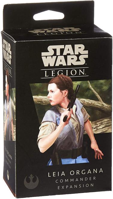 Star Wars: Legion - Princess Leia Organa (Commander)