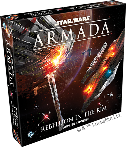Star Wars: Armada - Rebellion in the Rim (Campaign Expansion)