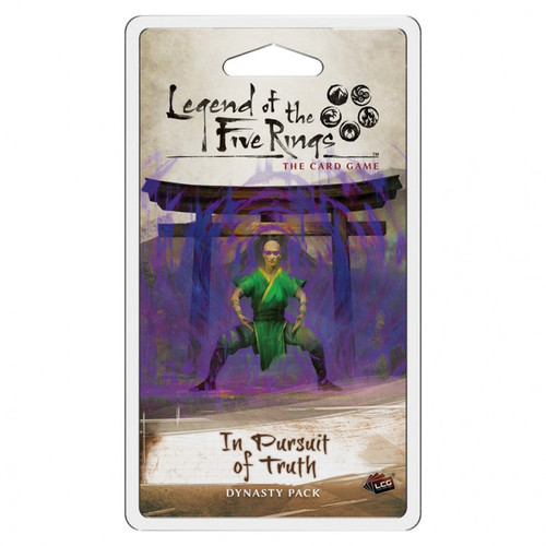 L5R LCG: In Pursuit of Truth