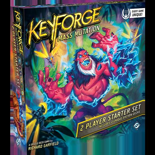 KeyForge: Mass Mutation - 2 Player Starter