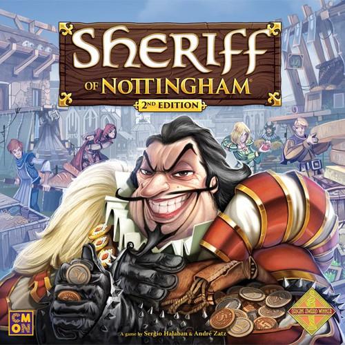 Sheriff of Nottingham (2E)