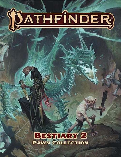 Pathfinder (2E): Pawns - Bestiary Box 2