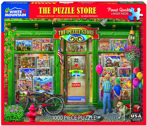 The Puzzle Store