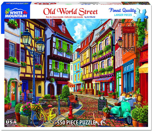 Old World Street