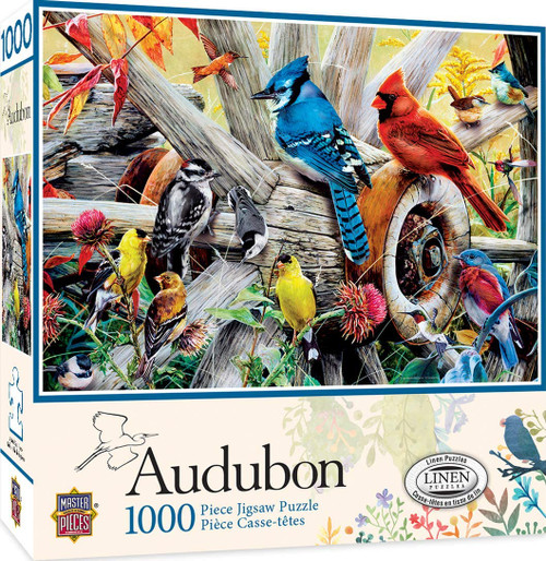 Audubon - Backyard Birds (1000 pcs)