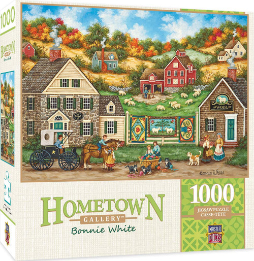 Hometown Gallery - Great Balls of Yarn (1000 pcs)