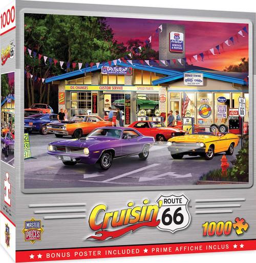 Cruisin 66 - Route 66 Pitstop
