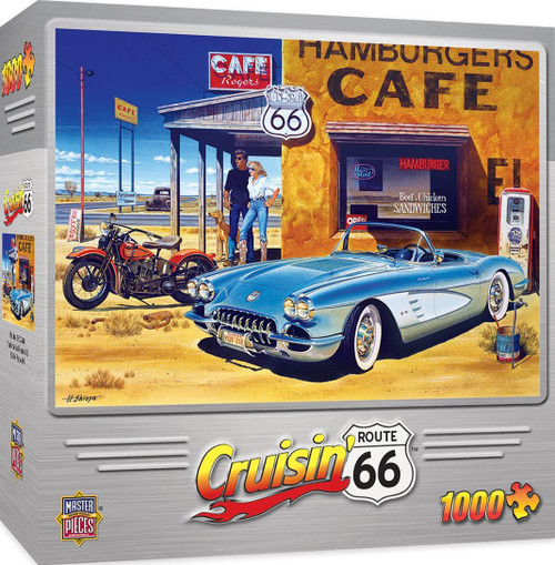 Cruisin 66 - Route 66 Cafe (1000 pcs)