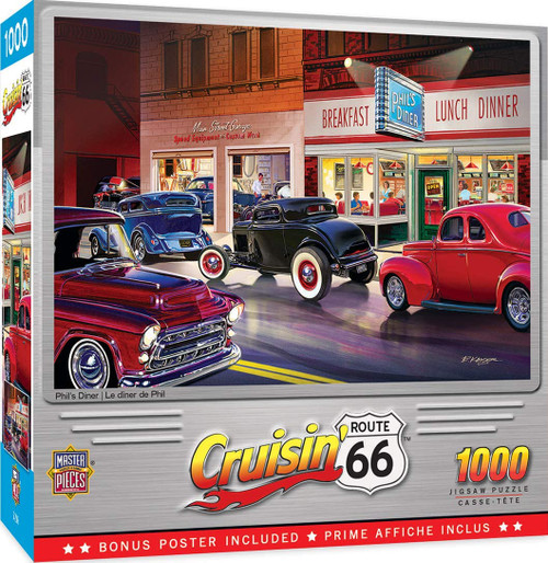 Cruisin 66 - Phil's Diner (1000 pcs)