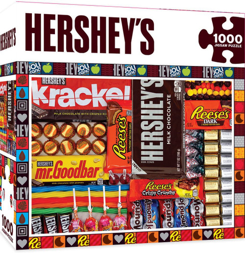 Hershey's Matrix (1000 pcs)