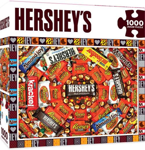 Hershey's Swirl (1000 pcs)