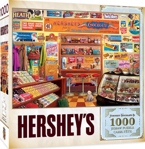 Hershey's Candy Shop (1000 pc)