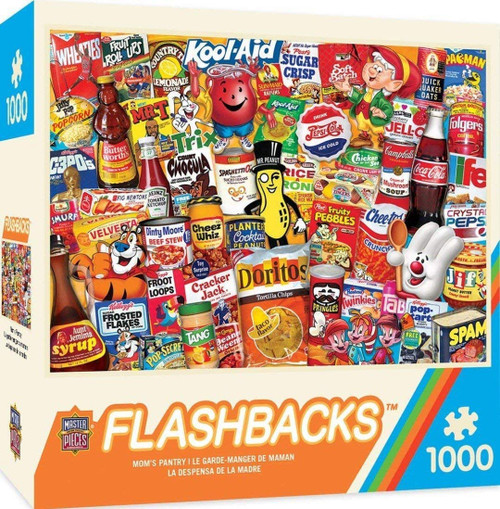 Flashbacks - Mom's Pantry (1000 pcs)