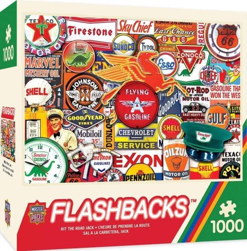 Flashbacks - Hit the Road Jack (1000 pcs)