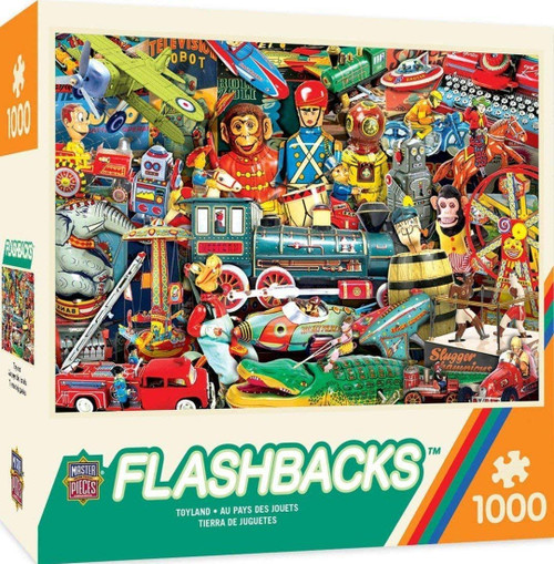Flashbacks - Toyland (1000 pcs)