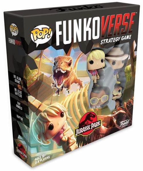Funkoverse: Jurassic Park (100)