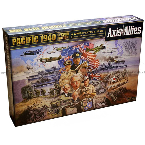 Axis & Allies: 1940 - Pacific (2E)