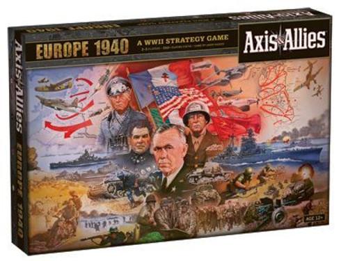 Axis & Allies: 1940 - Europe (2E)