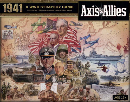 Axis & Allies: 1941 (2E)