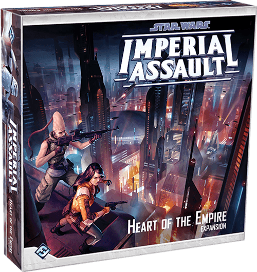 SW:IA: Heart of the Empire Expansion