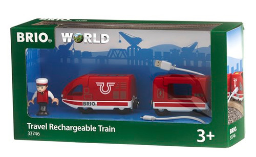 Travel Rechargeable Train