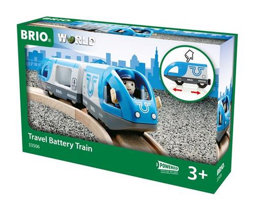 Travel Battery Train