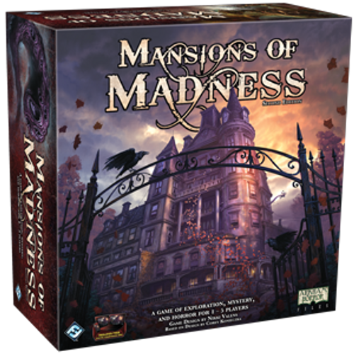Mansions of Madness (2E)