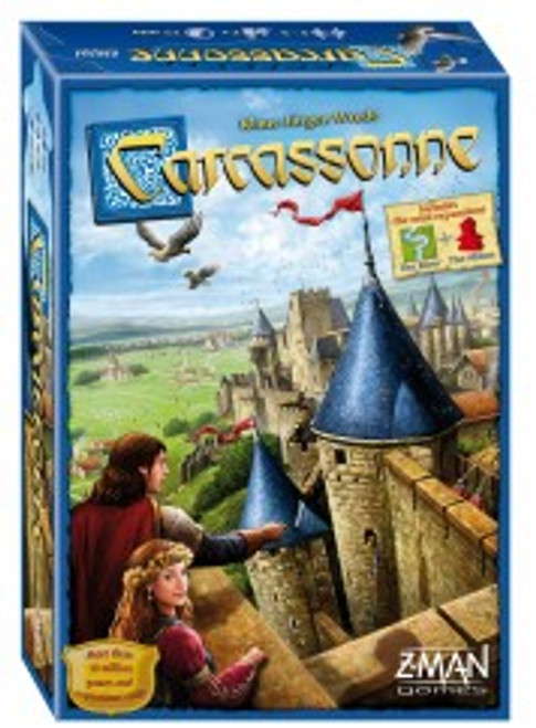 Carcassonne (2014 Refresh)