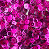 5mm Cup Sequins Fuchsia Pink Metallic