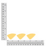 1.5 inch / 38mm Fishscale Fin Sequin Size Chart