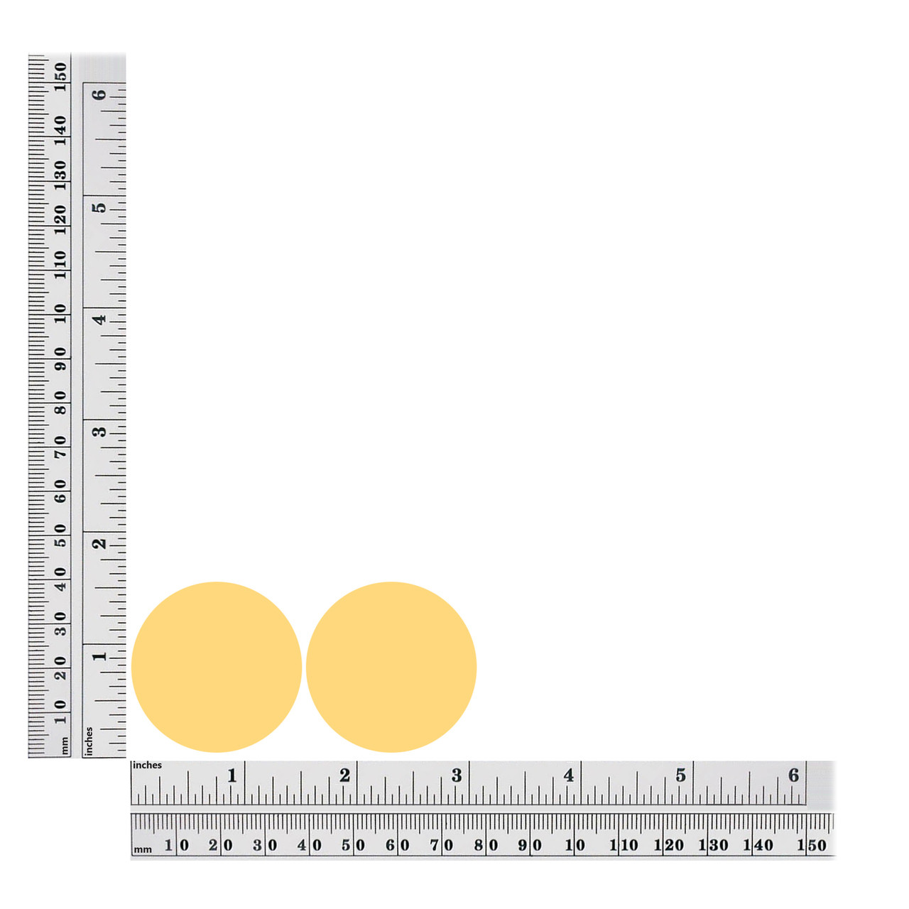 1.5 inch sequin size chart