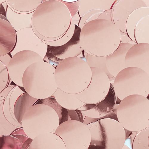 """1"""" Sequins Pink Metallic"""