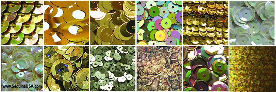 5MM Sequins Sew on craft Centre hole Loose sequins Pailette spangles Cupped Flower Shape Gunmetal Color Sequins-100 Garm