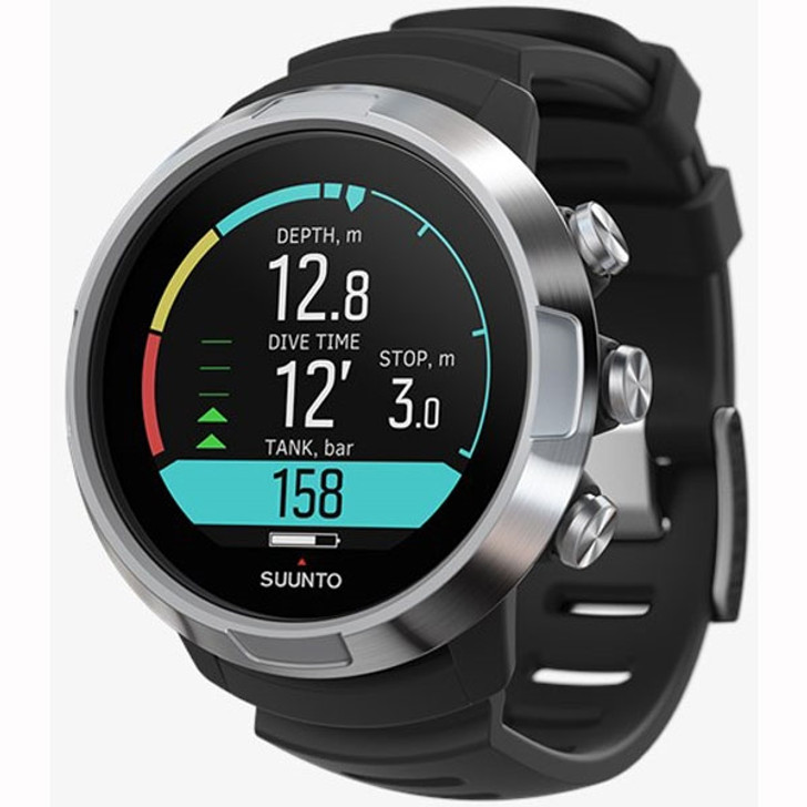 Suunto D5 Wrist Computer with USB Cable